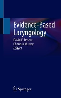 Cover Evidence-Based Laryngology