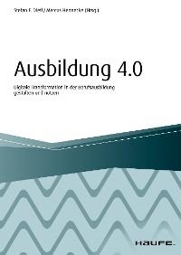 Cover Ausbildung 4.0