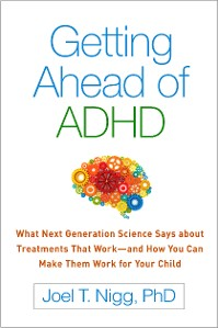 Cover Getting Ahead of ADHD
