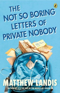 Cover Not So Boring Letters of Private Nobody