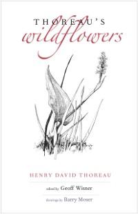 Cover Thoreau's Wildflowers