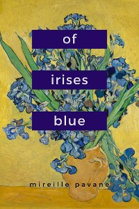 Cover Of Irises Blue