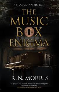 Cover The Music Box Enigma