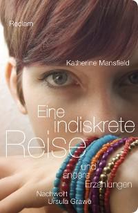 Cover Eine indiskrete Reise und andere Erzählungen