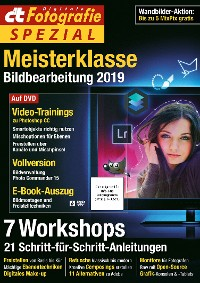 Cover c't Digitale Fotografie Spezial (2/2019) Edition 10