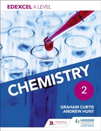 Cover Edexcel A Level Chemistry Student Book 2