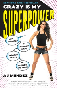 Cover Crazy Is My Superpower