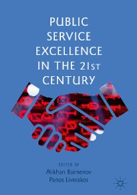 Cover Public Service Excellence in the 21st Century