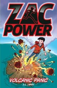 Cover Zac Power Volcanic Panic