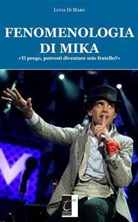 Cover Fenomenologia di Mika
