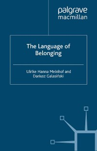Cover The Language of Belonging