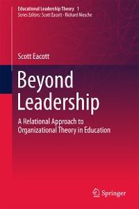 Cover Beyond Leadership