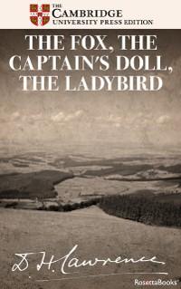 Cover Fox, The Captain's Doll, The Ladybird