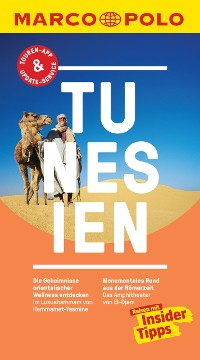 Cover MARCO POLO Reiseführer Tunesien