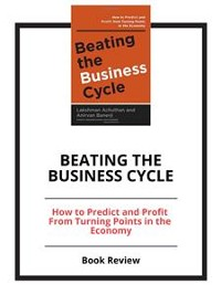 Cover Beating The Business Cycle