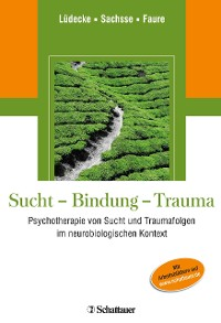 Cover Sucht - Bindung - Trauma