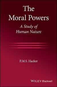 Cover The Moral Powers