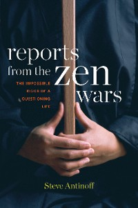 Cover Reports from the Zen Wars