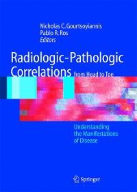 Cover Radiologic-Pathologic Correlations from Head to Toe