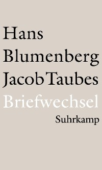Cover Briefwechsel 1961–1981