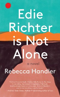 Cover Edie Richter is Not Alone