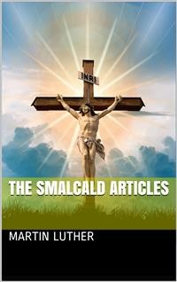 Cover The Smalcald Articles