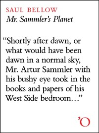 Cover Mr. Sammler's Planet