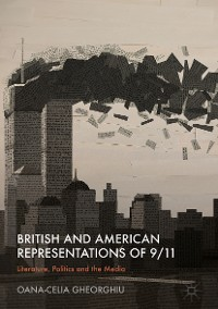 Cover British and American Representations of 9/11