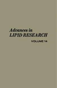 Cover Advances in Lipid Research