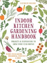 Cover Indoor Kitchen Gardening Handbook