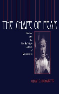 Cover The Shape of Fear