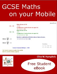 Cover Gcse Maths On Your Mobile
