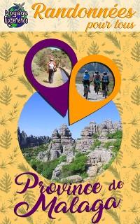Cover Randonnées pour tous - Province de Malaga