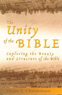 Cover The Unity of the Bible