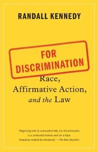 Cover For Discrimination