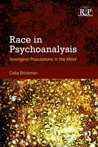 Cover Race in Psychoanalysis