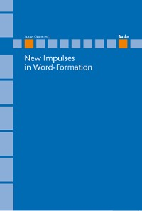 Cover New Impulses in Word-Formation