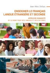Cover Enseigner le français langue étrangère et seconde