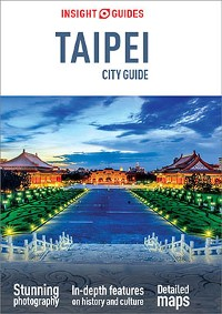 Cover Insight Guides City Guide Taipei (Travel Guide eBook)