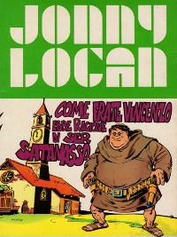 Cover Jonny Logan - Come frate Vincenzo ebbe ragione di messer Satanasso