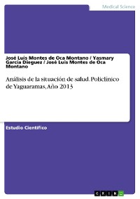 Cover Análisis de la situación de salud. Policlínico de Yaguaramas, Año 2013
