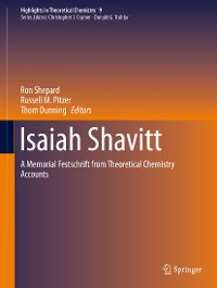 Cover Isaiah Shavitt