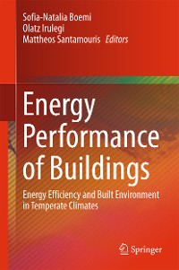 Cover Energy Performance of Buildings
