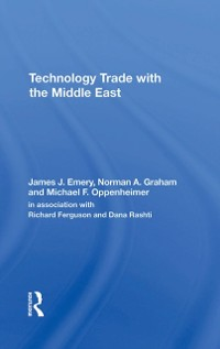 Cover Technology Trade With The Middle East