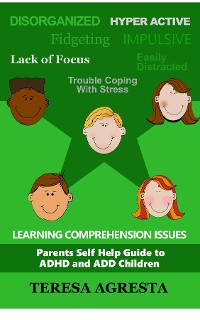 Cover Parents Self Help Guide ADHD and ADD Children