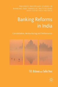 Cover Banking Reforms in India