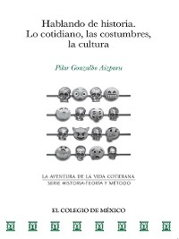 Cover Hablando de historia.