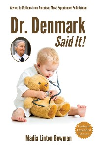 Cover Dr. Denmark Said It!
