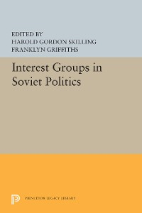 Cover Interest Groups in Soviet Politics