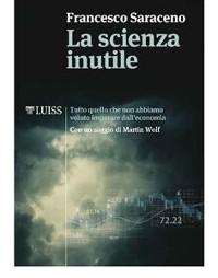 Cover La scienza inutile